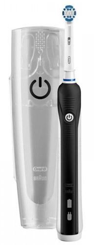 Зубная щетка электрическая Braun Oral-B D16.513UX PRO700, precision clean, black