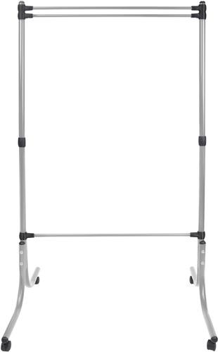 Вешалка гардеробная Ника ВГ90 С цвет-серый