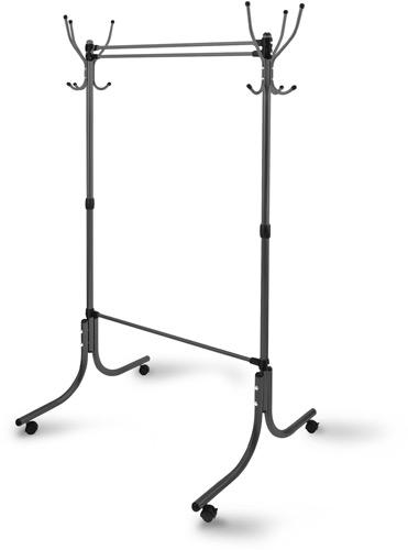 Вешалка гардеробная Ника ВГ90-6 Ч цвет-черный