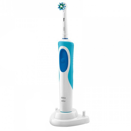 Зубная щетка электрическая Braun Oral-B Vitality Plus D12.523 CrossAction (коробка), 2 насадки