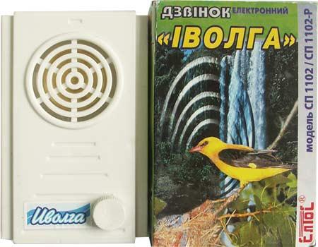 электрический дверной звонок