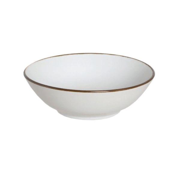 Тарелка суповая ATTRIBUTE ADL031
