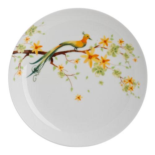 Тарелка десертная DOMENIK PARADISE BIRD DM9002
