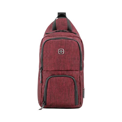 Рюкзак Wenger Urban Contemporary 8 л, бордовый, с одним плечевым ремнем (605030)