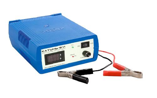 Автоматическое зарядно-предпусковое устройство Ротор Катунь-511