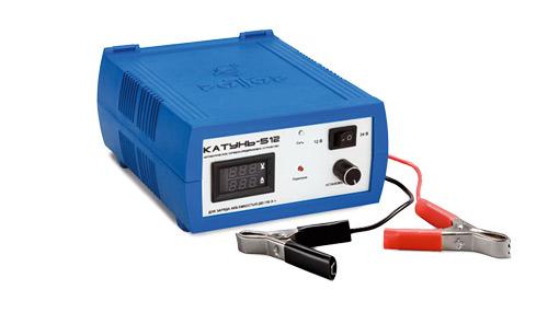 Автоматическое зарядно-предпусковое устройство Ротор Катунь-512