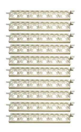Комплект лотков для выведения уток и перепелов в инкубаторе Спектр-84 (12 лотков)