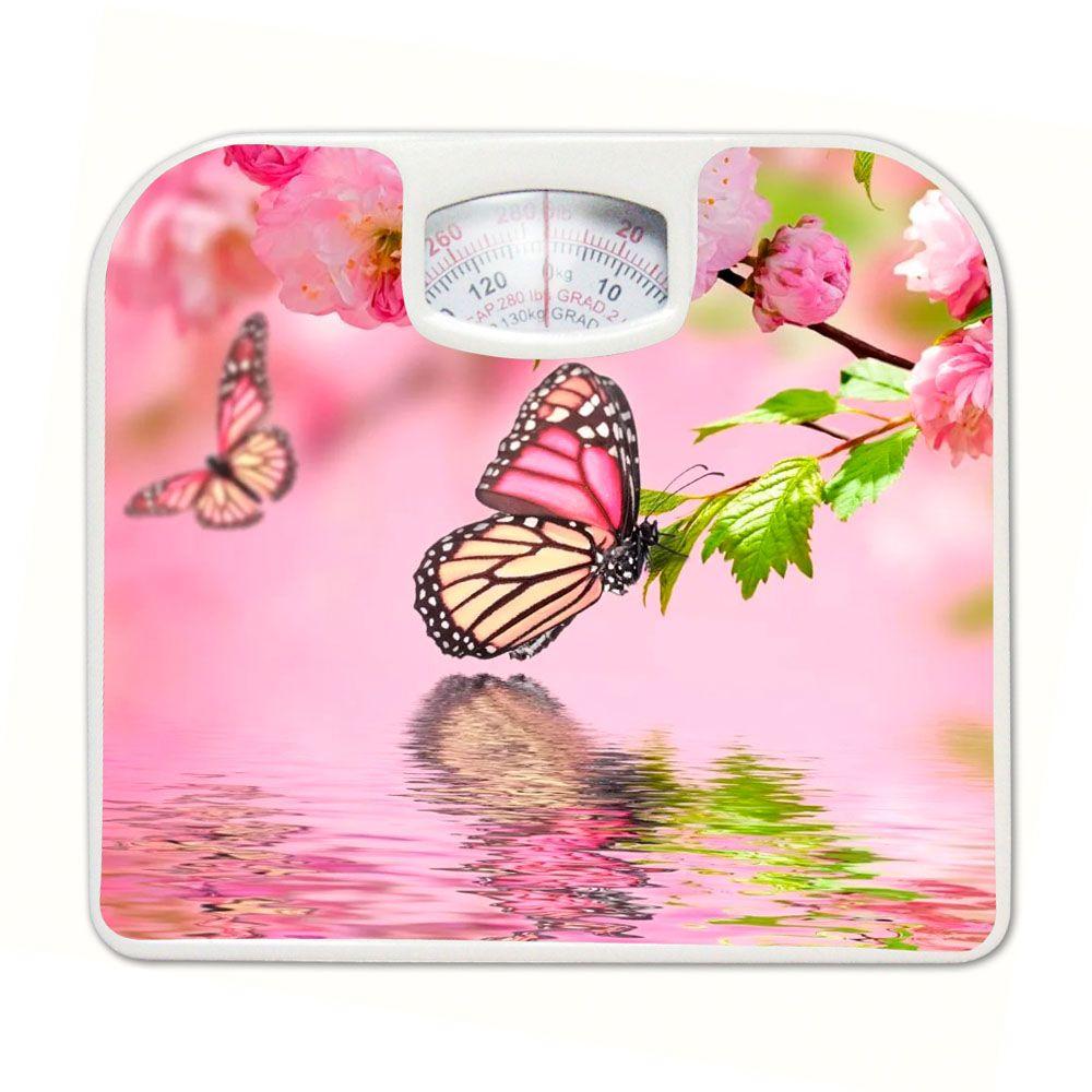 Irit IR 7312 Механические напольные весы 130кг 1кг бабочки-2