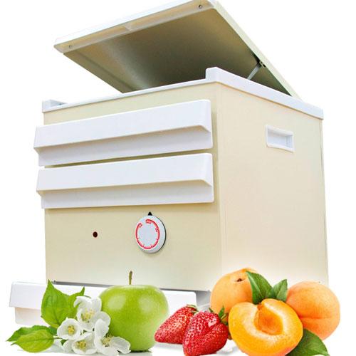 Сушилка инфракрасная Дачник-3 (шкаф сушильный на ИК-излучении) для овощей и фруктов