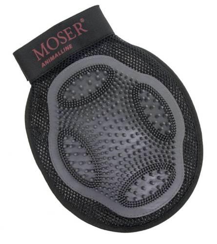 MOSER 2999-7375 Щетка-рукавица Moser для всех видов шерсти