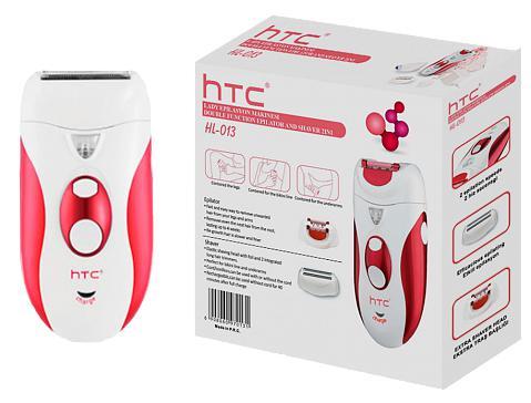 HTC HL-013 электробритва женская аккумуляторная 2 в 1