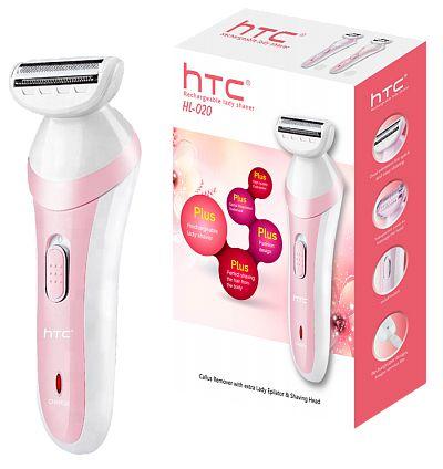 HTC HL-020 электробритва женская аккумуляторная