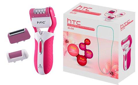 HTC HL-016 эпилятор аккумуляторный 3 в 1