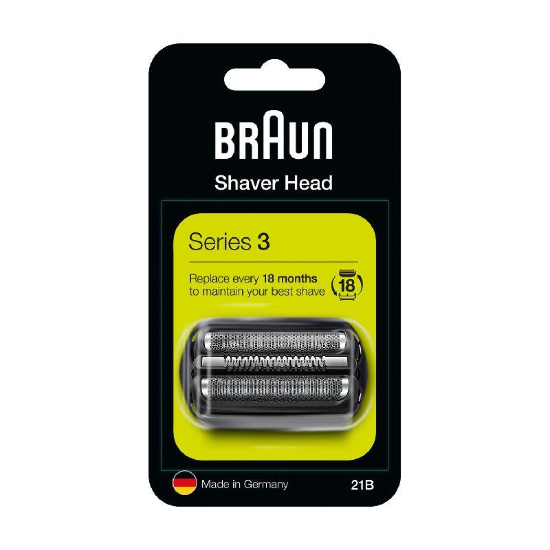 21B Бритвенная кассета Braun для Series 3 (21B)