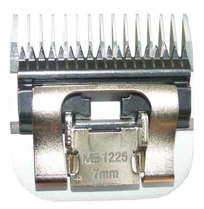 Нож сменный Moser 1225-5870 (7мм), стандарт А5, к машинкам 1221 1225 1245 1247