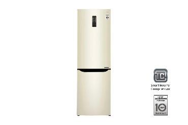 Холодильниик LG GA-B419SYUL 302л