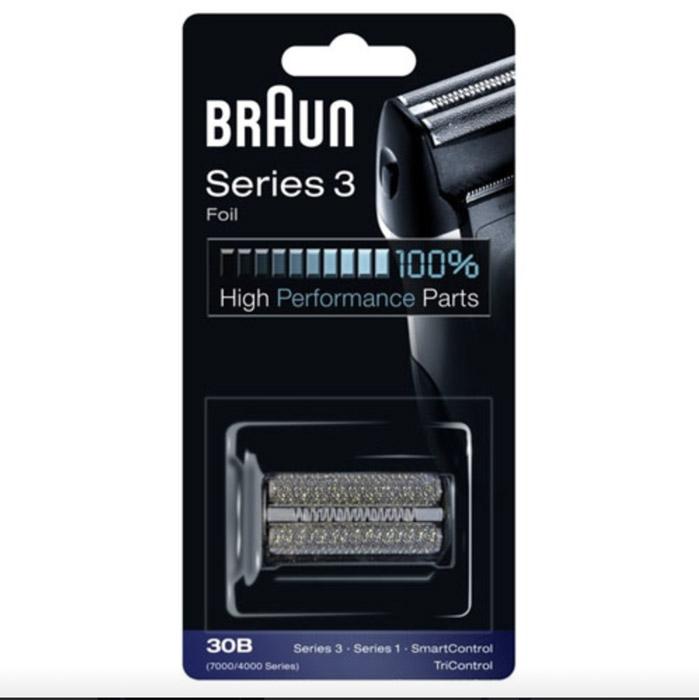 30B Сетка Braun SincroPro Sincro 7000 4000 series в сборе (30B) тип 81387935 (5491798)