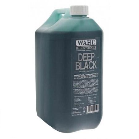 Wahl Deep Black 2999-7560 шампунь для животных, 5.0л