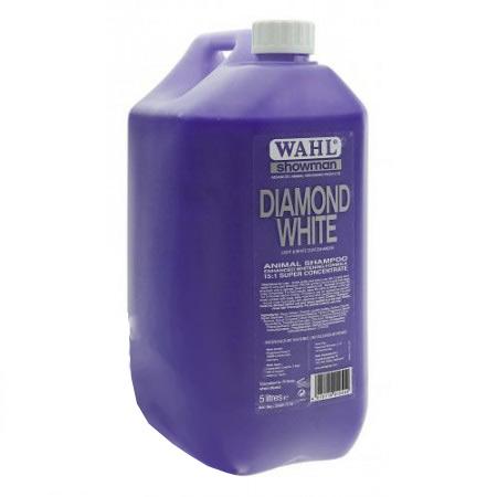 Wahl Diamond White 2999-7570 шампунь для животных, 5.0л