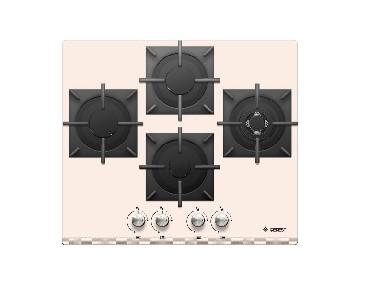 Независимая варочная панель газовая ГЕФЕСТ ПВГ 2231-01 К38