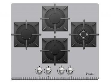 Независимая варочная панель газовая ГЕФЕСТ ПВГ 2231-01 Р36