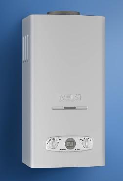 Газовая колонка NEVA-4511 серебро (5 лет гарантии) 29718