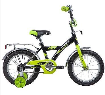 Велосипеды для детей NOVATRACK 143ASTRA.BK914 , ASTRA черный 133904