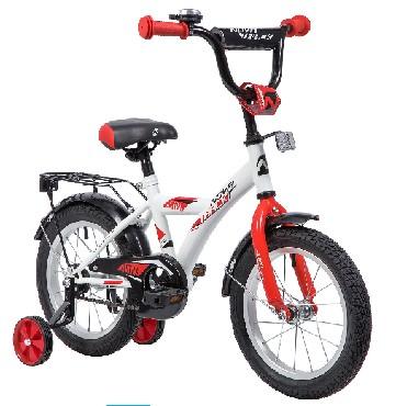 Велосипеды для детей NOVATRACK 143ASTRA.WT914 , ASTRA белый 133903