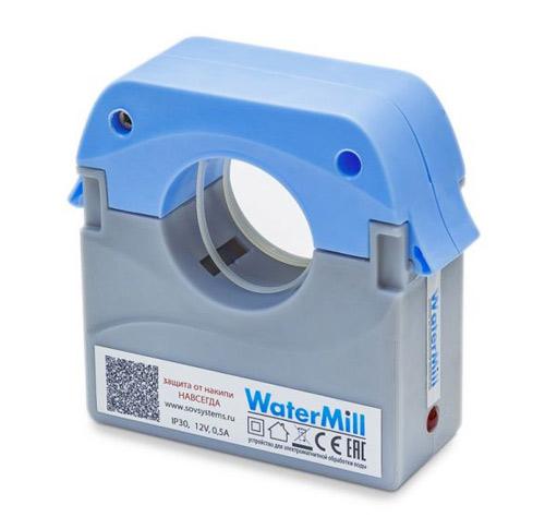 WaterMill Защита от накипи устройство электромагнитной обработки воды