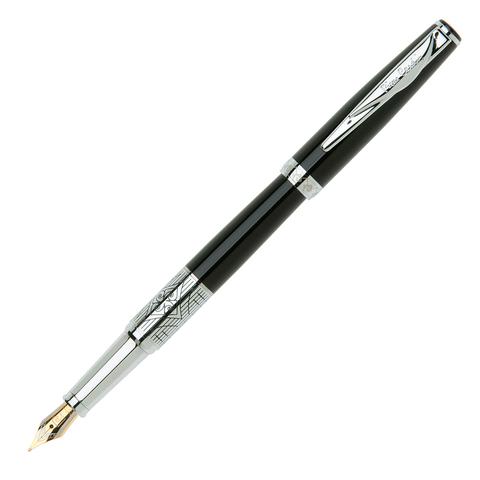 Pierre Cardin Secret-Black, перьевая ручка, M (PC3600FP)
