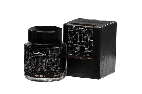 Pierre Cardin Чернила (флакон) 30 мл, черные (PC332-S12)