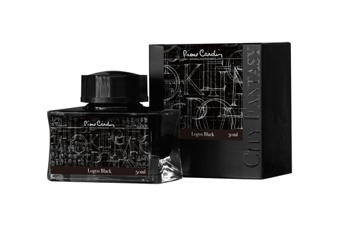 Pierre Cardin Чернила (флакон) 50 мл, черные (PC332-L12)