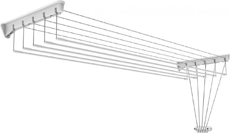 Сушилка для белья настенно-потолочная Ника СНП 1.4 белая