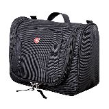 Несессер Swissgear Toiletry Kit, черный, 27х11х22 см (SA1092213)