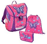 Ранец Step by step BaggyMax Fabby Sweet Butterfly 3 предмета (00138520)