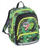 Ранец Step by step BaggyMax Speedy зеленый Green Dino (00138536)