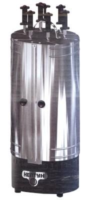 Электрошашлычница (шашлычница) Нептун 1250Вт, 6 шампуров (корпус-нержавеющая сталь)