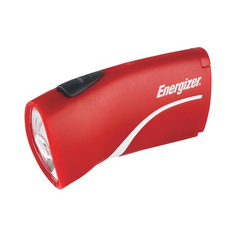 Фонарь светодиодный Energizer FL Pocket Light, 45 лм, 3-AAA, красный (E300695700-red)