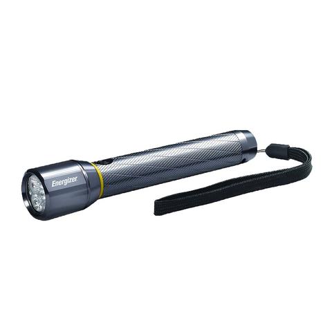 Фонарь светодиодный Energizer Metal Vision HD, 400 лм, 2-AA (E300600001)