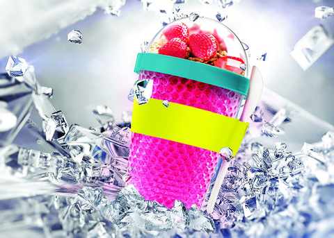 Контейнер Asobu Chill yo 2 go (0,38 литра), розовыйx (CY2GO pink)