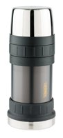 Термос для еды Thermos 2345GM Stainless Steel (0,47 литра), черный (156914)