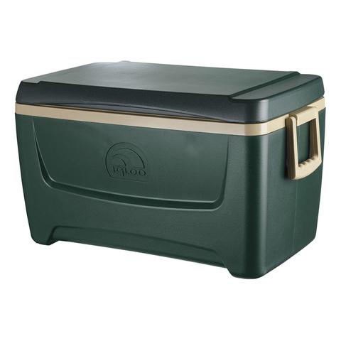 Изотермический контейнер (термобокс) Igloo Island Breeze 48 (45 л.), зеленый (49281)