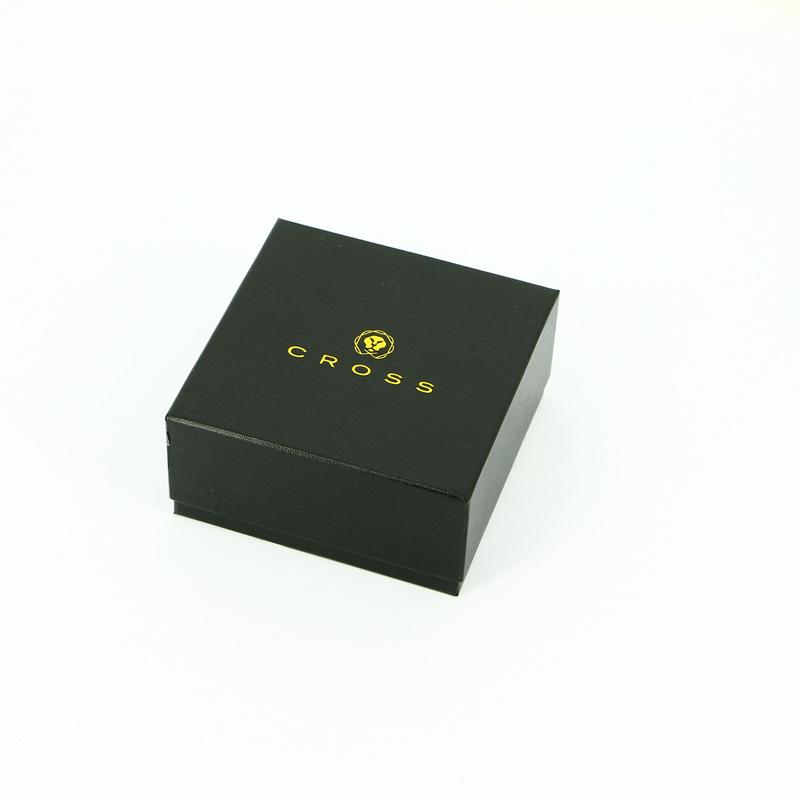 Ремень Cross Classic Century с пряжкой-бляхой, кожа наппа гладкая, черный, 117х3 см (AC018150-XL)
