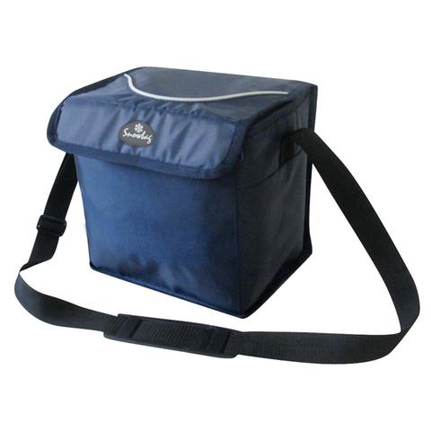 Термосумка Camping World Snowbag (20 л.), синяя (38180)