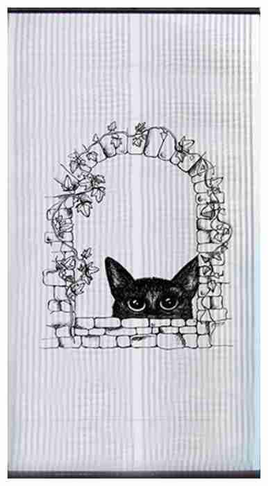 Инфракрасный пленочный обогреватель Бархатный сезон 500Вт 1200Х580мм картинка Кот в окне