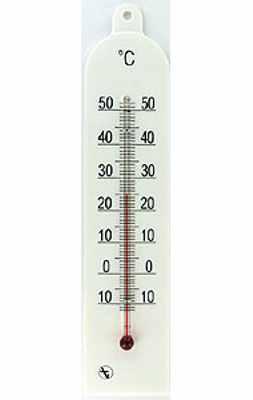 Термометр комнатный ТБ-189 Модерн (пластик) в блистере