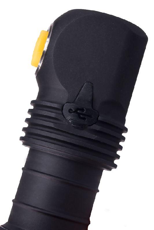 Мультифонарь светодиодный Armytek Elf C2 Micro-USB+18650, 1050 лм, аккумулятор (F05101SC)