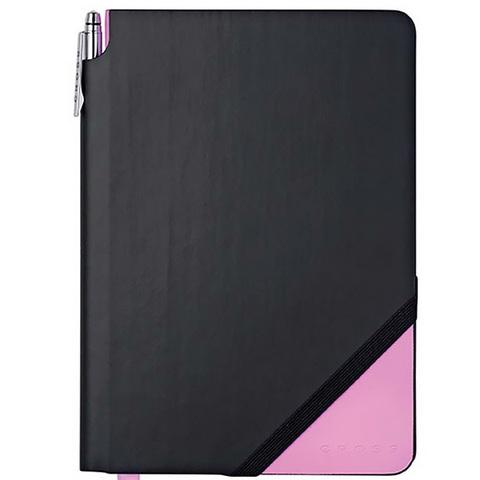 Записная книжка Cross Jot Zone, большая, 160 стр. в линейку, ручка в комплекте (AC273-4L)