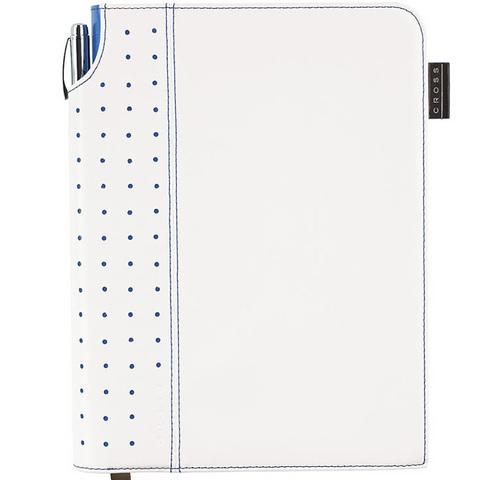 Записная книжка Cross Journal Signature, 250 стр. в линейку, ручка 3 4 в комплекте (AC236-6M)