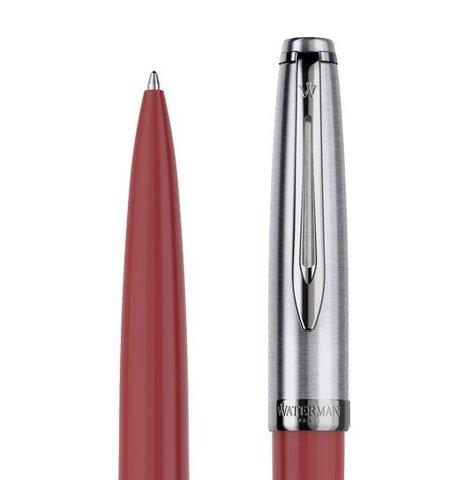 Waterman Embleme-Red CT, ручка шариковая, M (2100326)
